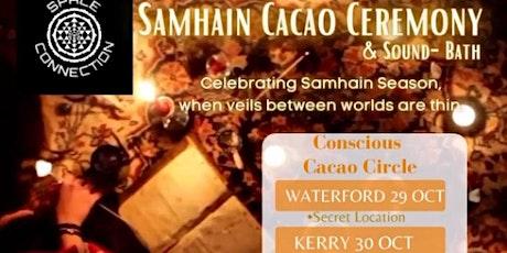 Cacao Ceremony & Samhain Soundbath tickets