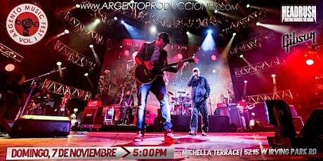 Argento Music Fest Vol 1 tickets