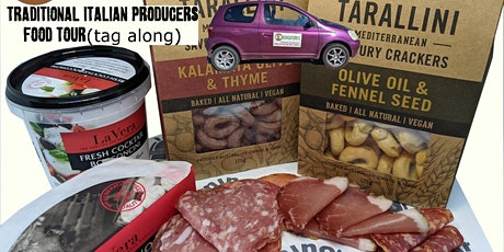 AgriAdventures Italian food producers Tag-along tour tickets