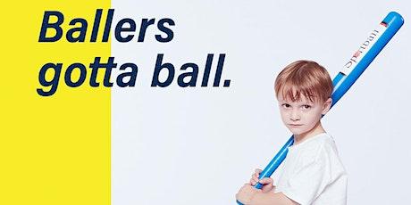 Sportball FREE TRIAL CLASS tickets