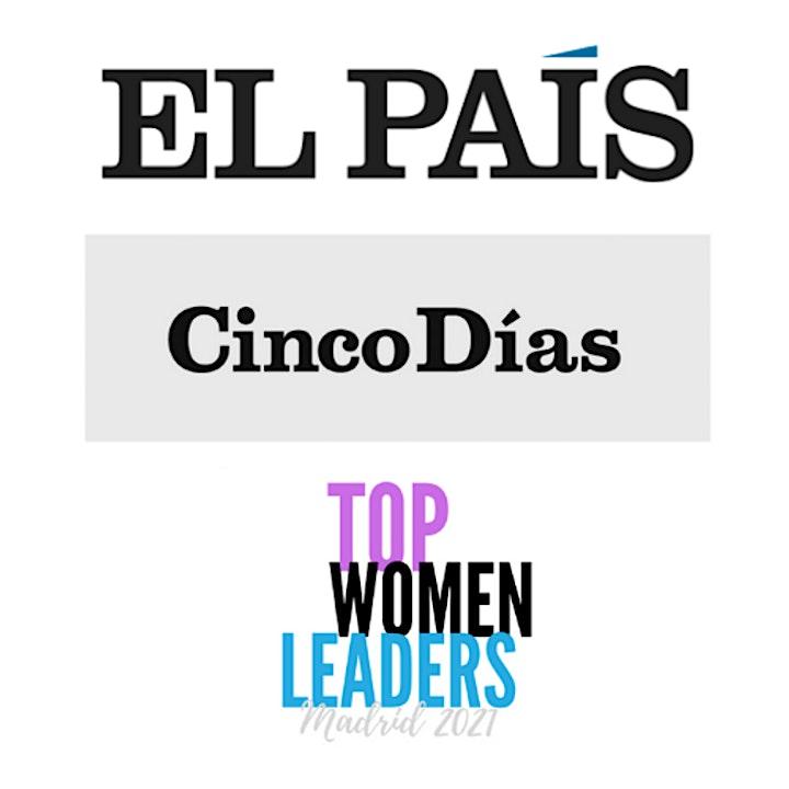 Imagen de Gran Gala Top Women Leaders Madrid 2021.Vamos a reiniciar el mundo contigo!