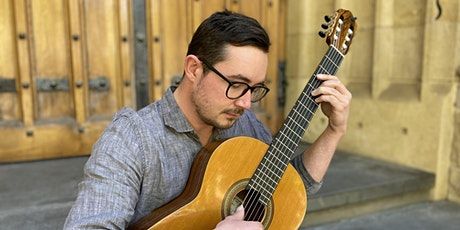 Caleb  Lavery-Brook : Music for Clssical Guitar tickets