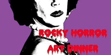 Rocky Horror Art Dinner tickets