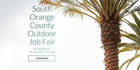 In-Person JOB FAIR in South Orange County tickets