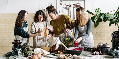 Vegetable Brining Workshop with The Fermentary tickets