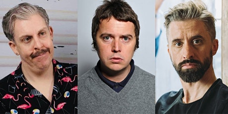 Comedy Night - Julian Deane, Carl Donnelly and Paul McCaffrey tickets