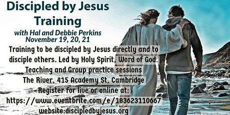 Discipled by Jesus Training tickets