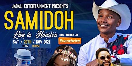 SAMIDOH U.S.A TOUR  - LIVE SHOW ,HOUSTON, TEXAS tickets