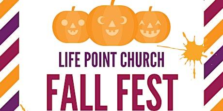 Life Point Church: Fall Fest tickets