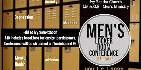 The Men's Locker Room Conference tickets