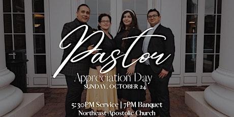 Pastor's Appreciation Day Banquet tickets