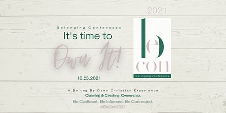 The Belonging Conference tickets