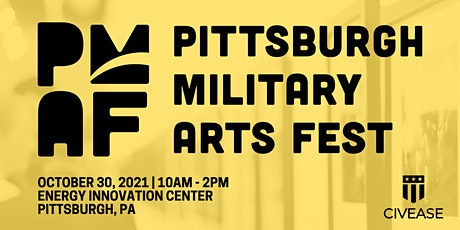Pittsburgh Military Arts Fest 2021 tickets