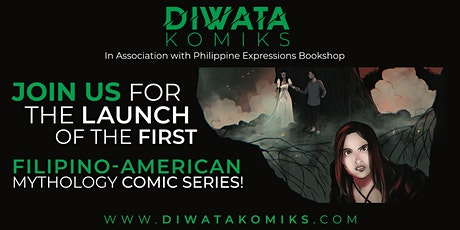Diwata Komiks Community Launch with Carmina Issue #1: Beginnings tickets