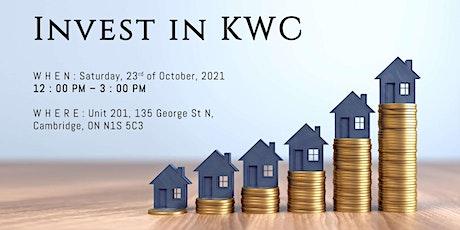 Invest in KWC tickets