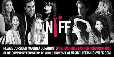 Nashville Fashion Forward Fund Donation 2021 tickets
