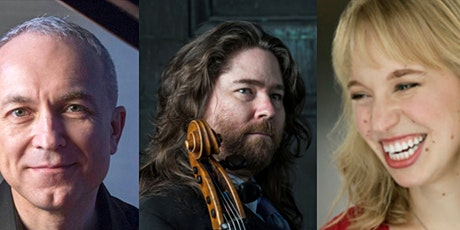 Glissando Piano Trio Live!—Works by Schubert, Shostakovich, and Beethoven tickets