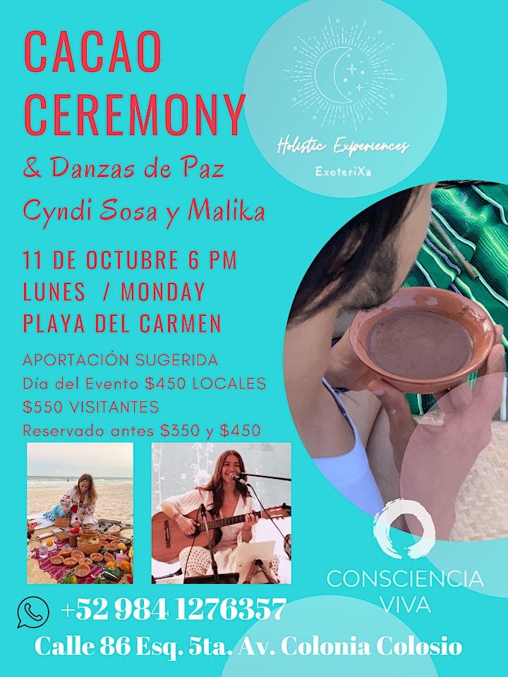 Imagen de Cacao Ancestral Ceremony