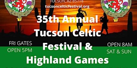 35th Annual Tucson Celtic Festival & Scottish Highland Games tickets