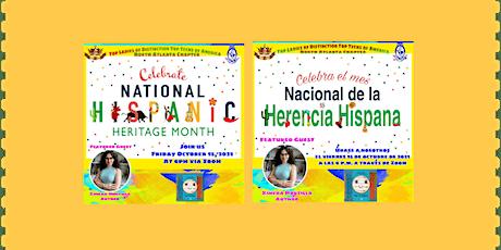 Celebrate Hispanic Heritage Month tickets