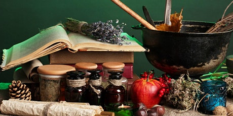 Kitchen Witchin': Magic & Medicine with Everyday Kitchen Herbs tickets
