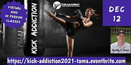 KICK ADDICTION EVENT 2021 tickets