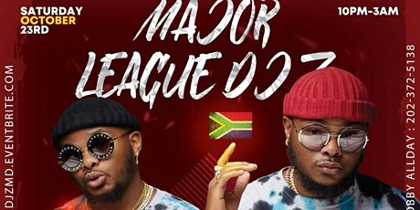 Major League DJz Kings of Amapiano LIVE in the DMV tickets