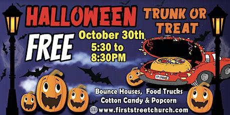 Halloween Trunk or Treat Bonanza tickets