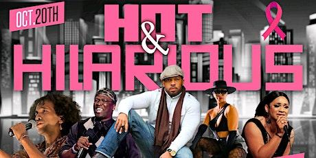 HOT & HILARIOUS Comedy Show Event tickets