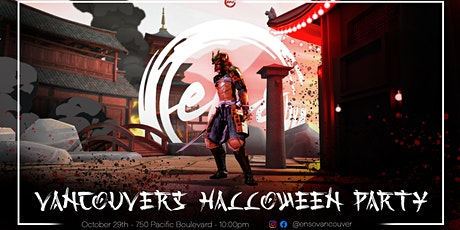 VANCOUVER HALLOWEEN EVENT tickets