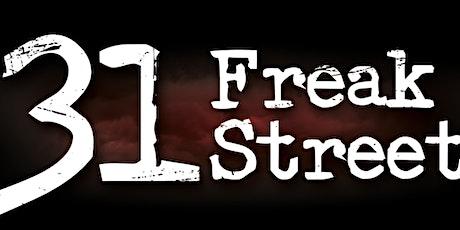31 Freak Street tickets