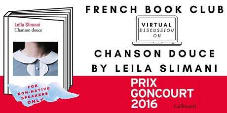 French Interactive Book club for Non-Native Speakers  to practice French billets