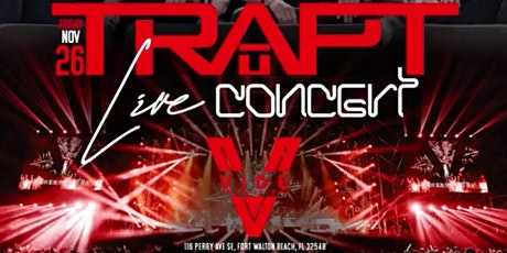 TRAPT Live at Vibe Nightclub tickets