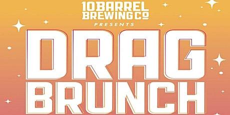 Halloween Drag Brunch at 10 Barrel Brewing PORTLAND. Hosted by Atlas! tickets