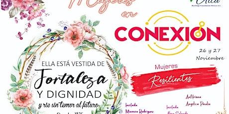 Mujeres en Conexión Resilientes boletos