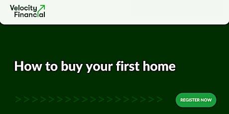 Free First Home Buyers Seminars (Wellington) tickets