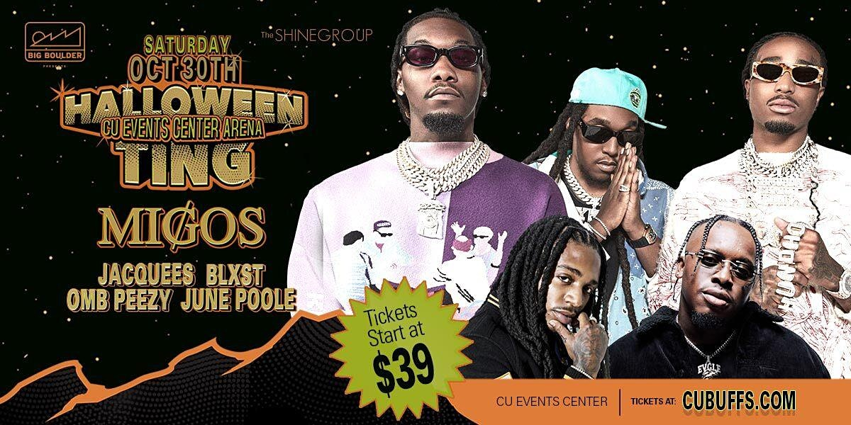 Halloween Ting ft MIGOS, Jacquees, BLXST, OMB Peezy + More