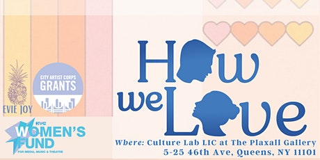 FREE Interactive Concert with Prizes: How We Love tickets