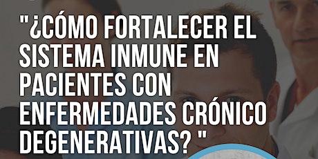 FORTALECE EL SISTEMA INMUNE EN PACIENTES CON ENFERMEDADES  DEGENERATIVAS entradas
