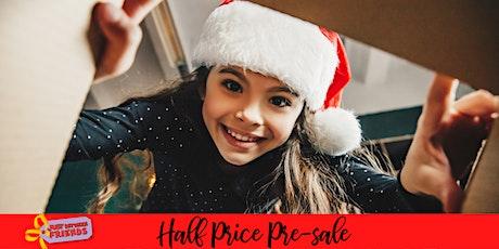 MEGA  Kids' Consignment Sale - Half Price Pre-sale tickets