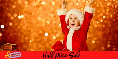 Copy of MEGA  Kids' Consignment Sale - Half Price Day tickets