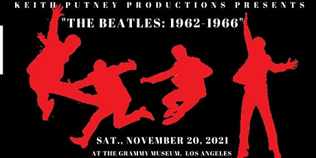 """""""The Beatles: 1962-1966""""  Live and Complete tickets"""