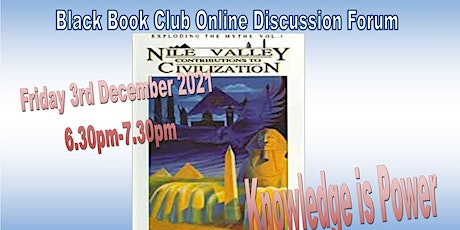 Black Book Club Online Discussion Forum - Building Legacy tickets