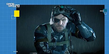 Metal Gear - l'epopea di Hideo Kojima che ha cambiato la guerra biglietti