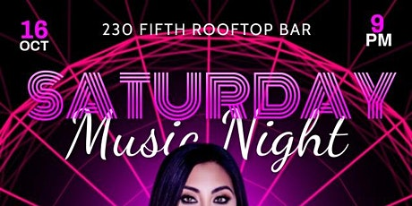 230 Fifth Saturday Music Night: Skip The Line Tickets tickets