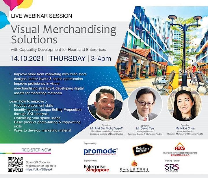Drive Footfall And Customers Through Visual Merchandising image