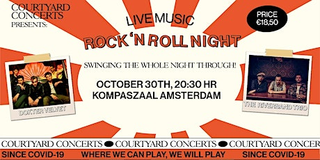 Courtyard Concerts: Rock 'n Roll Night tickets