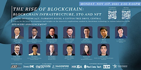 MaGESpire & DigiXnode Present: The rise of Blockchain-The STO & NFT edition tickets