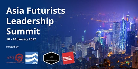 Asia Futurist Leadership Summit 2022 tickets