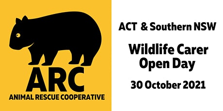ARC Canberra Wildlife Rescue Open Day tickets